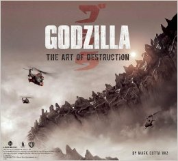 Godzilla: The Art of Destruction Coming This May