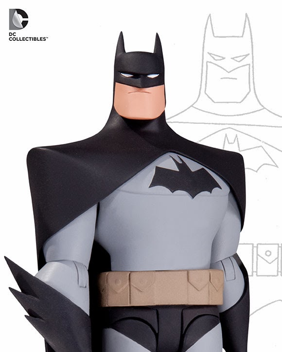 A Closer Look at DC Collectibles' Batman Animated Series Figures