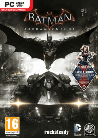 First Arkham Knight Details Leak Early