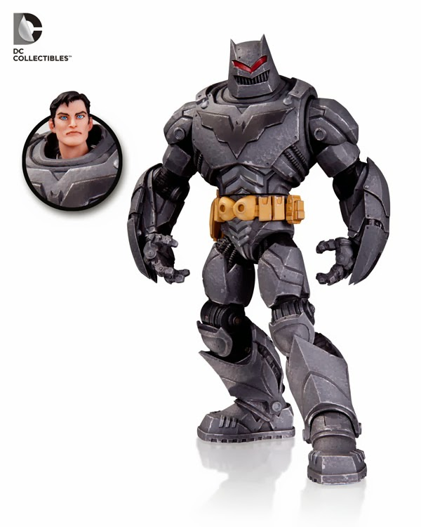 DC Collectibles Reveals 2014 Toy Fair Line-up