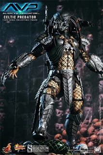 Hot Toys Celtic Predator is Here