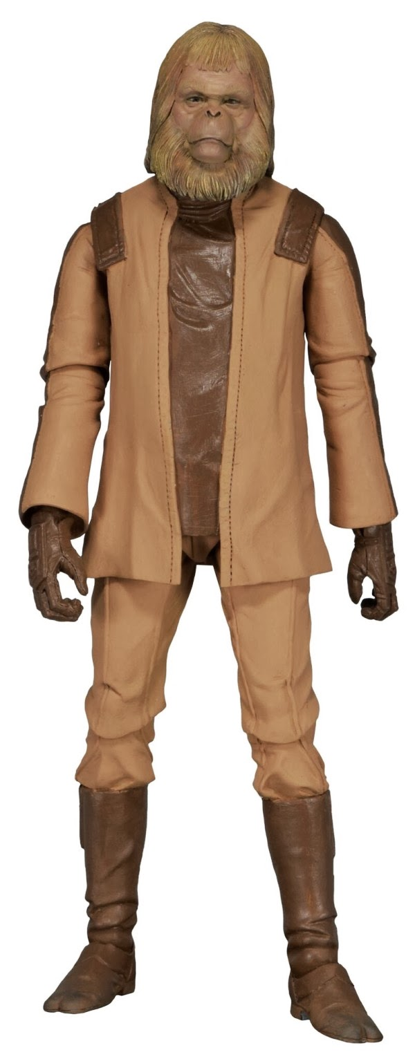 NECA Reveals Planet of the Apes Series 1 Figures