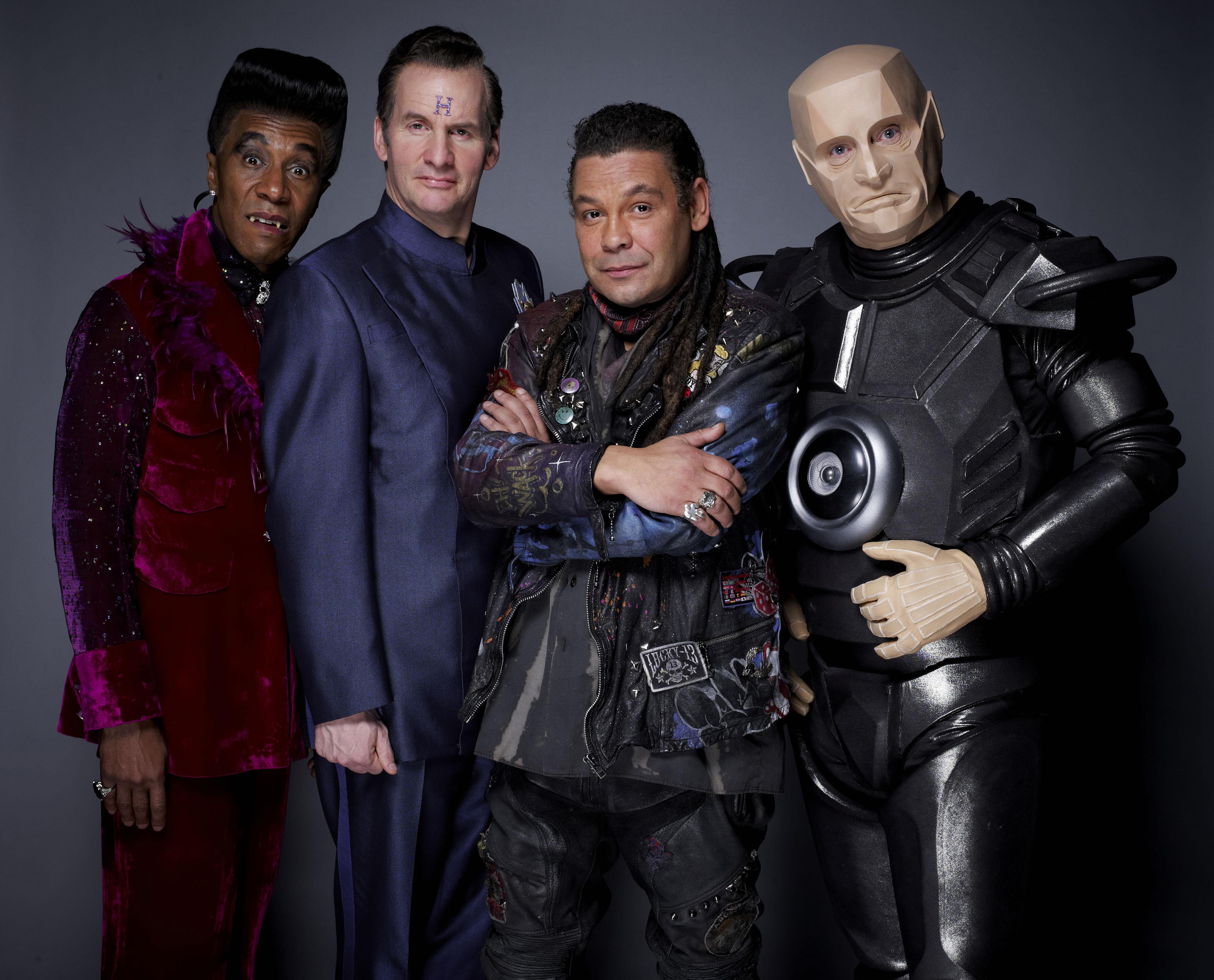 Red Dwarf News Blog
