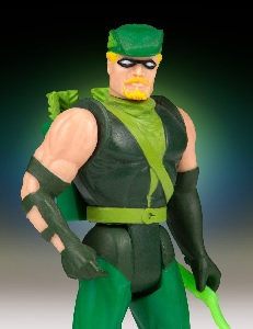 Gentle Giant Reveals DC Super Powers: Green Arrow Jumbo Retro Figure