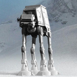 First Star Wars: Episode 7 Set Photo Reveals Part of an AT-AT Walker?