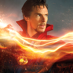 Benedict Cumberbatchs mystical new look revealed for Doctor Strange!