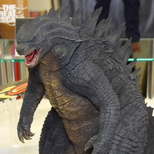 New X-Plus Godzilla 2014 Vinyl Figure Revealed!