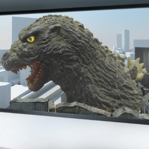 Japan will be opening up a Godzilla-themed Hotel this April!