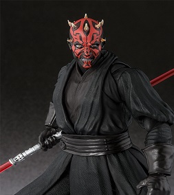 SH Figuarts Darth Maul - Images & Info