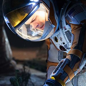 The Martian - Movie By Ridley Scott