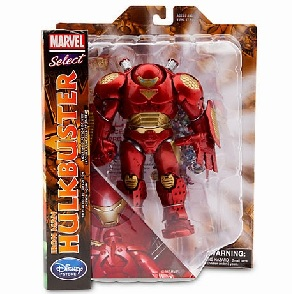 Marvel Select Hulkbuster Announced