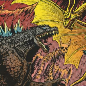 First Look at Godzilla in Hell, A New Comic Series by IDW Publishing!