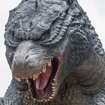 New Godzilla 2014 Statue Being Built in Tokyo Japan!