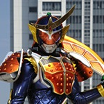 Kamen Rider Gaim and Drive Ride On
