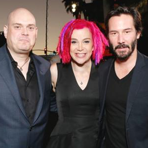 Will the Wachowskis do a second Matrix trilogy?