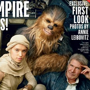 Vanity Fair Reveal Exciting New Star Wars: The Force Awakens Cover!