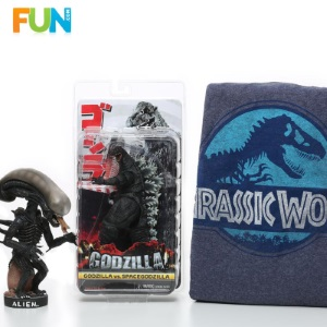 Scified Announces New Alien / Predator, Godzilla and Jurassic World Prize Pack Giveaway!