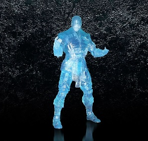 Mezco Reveals SDCC Mortal Kombat X Ice Clone Sub-Zero Exclusive Figure