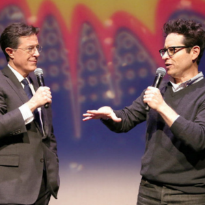 Director J.J Abrams is eager for the Star Wars: The Force Awakens release!