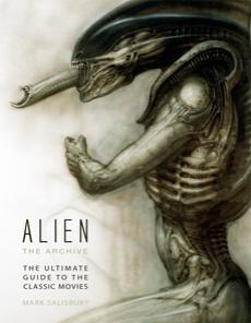 TITAN Books ALIEN: THE ARCHIVE Release Date. Post any comments or questions for author Mark Salisbury!
