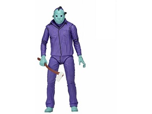 NECA Reveals Second Video Game Appearance Jason Voorhees