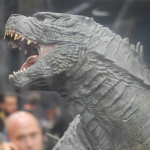 First Look at Sideshow Collectibles' Godzilla 2014 Maquette!