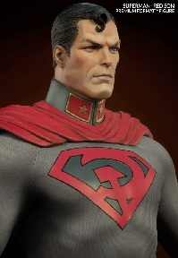 Sideshow Unveils Red Son Superman Premium Format Figure