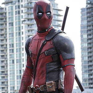New Official Deadpool Image Released!