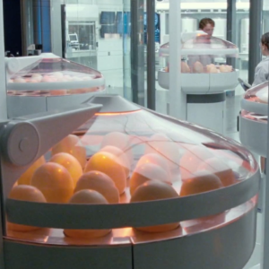 New Jurassic World viral video shows off the Hammond Creation Lab!