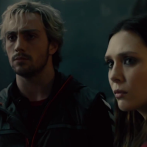 Twins Given Spotlight In New Avengers: Age of Ultron Featurette!
