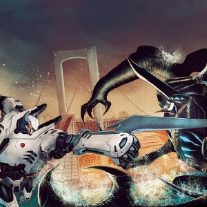 Pacific Rim: Tales from the Drift Comic Art Giveaway!