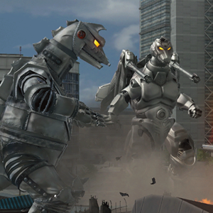 3-Player Battles Confirmed for Godzilla VS + New Game Screenshots!