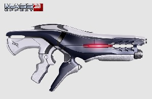TriForce Releasing Mass Effect 3 Disciple Full Scale Replica