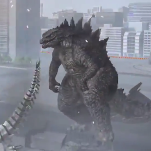 New Godzilla online fighting game entitled 'Godzilla VS.' will release on PS4 this summer!