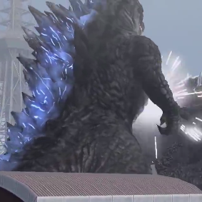New Godzilla The Game Preview Gameplay Footage!