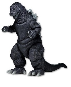 NECA Shares New Godzilla '54 Images