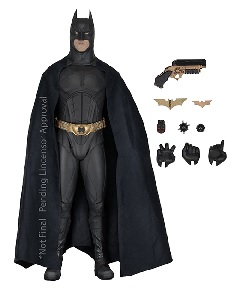 NECA Reveals 1/4 Scale Batman Begins Figure