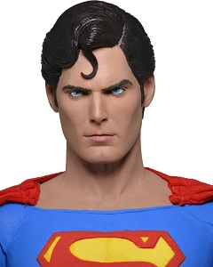 NECA Reveals New 1/4 Scale Christopher Reeve Superman Images