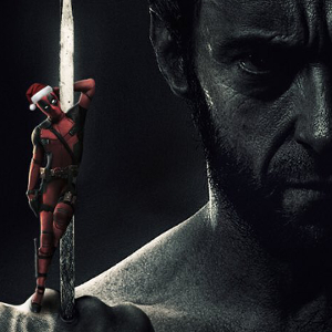 On Christmas Eve Deadpool gave to me...