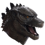 First High Res Images of Godzilla 2014 Halloween Costumes!