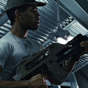 Alien 5 will feature updated Pulse Rifles... and Colonial Marines?