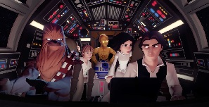 Star Wars Comes To Disney Infinity 3.0