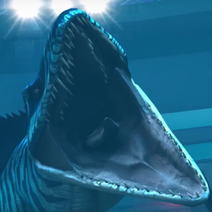 Aquatic Dinosaurs and Battles Added to Jurassic World: The Game!