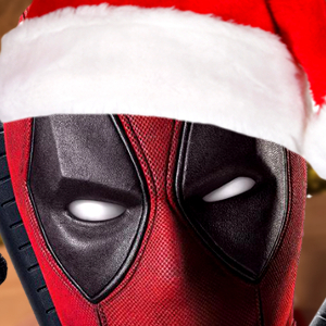 On the weekend before Christmas Deadpool gave to me...