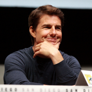 Tom Cruise's Sci -Fi History and Then Some!