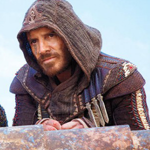 First Assassins Creed movie still released featuring Michael Fassbender and Ariane Labed!