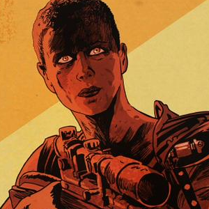 Francesco Francavilla Releases Epic New Mad Max: Fury Road Imperator Furiosa Poster!