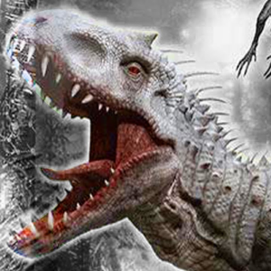 Indominus Rex's Roar Revealed + A Closer Look at Jurassic World Merchandise!
