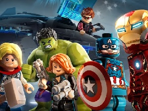 Lego Marvel's Avengers Gets a Trailer