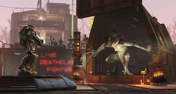 Check out the official trailer for the second Fallout 4 DLC; Wasteland Workshop!